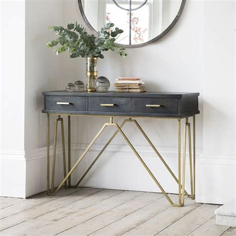 Entryway Tables And Consoles Console Black Entryway Table Stabbedinback Foyer Solid Oak Black Entryway Table