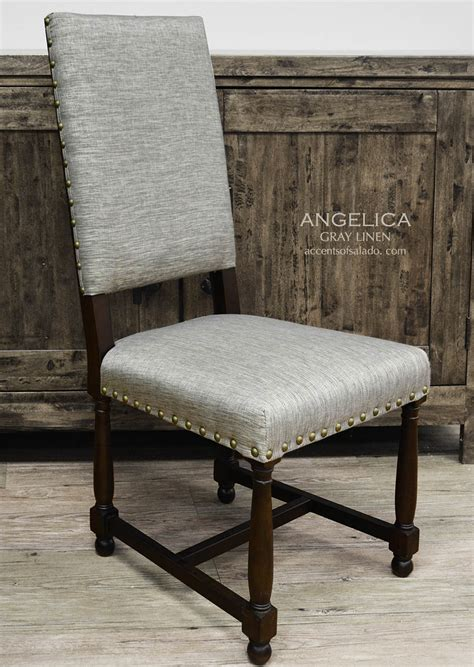 West Indies Dining Room Furniture Dining Chairs World Linen Leather