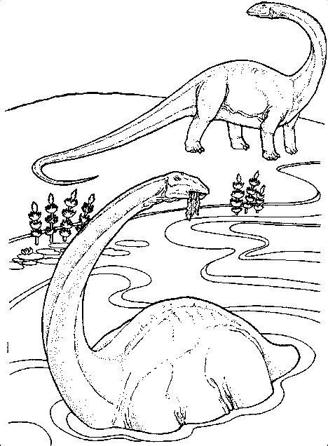 dinosaur habitat coloring page 40 best dinosaur coloring pages images on pinterest