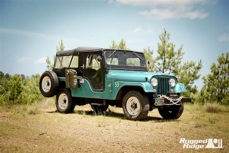turquoise jeep cj omix ada brings seven unique jeeps to the 2014 sema