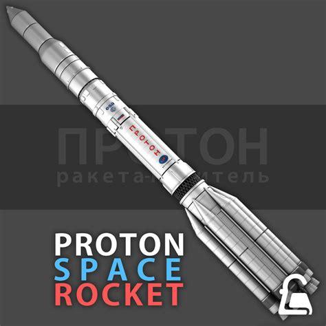 Russian Proton by Proton Russian Obj