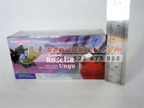 Teh Rosella Ungu teh herbal rosella ungu lebih nikmat tidak terlalu asam