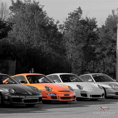 porsche family car porsche family 05 prints cars and roses