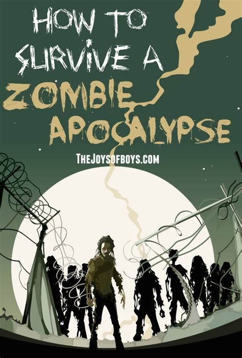 how to survive a apocalypse