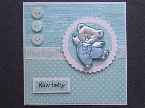 new baby cards to make s and cards new baby boy card