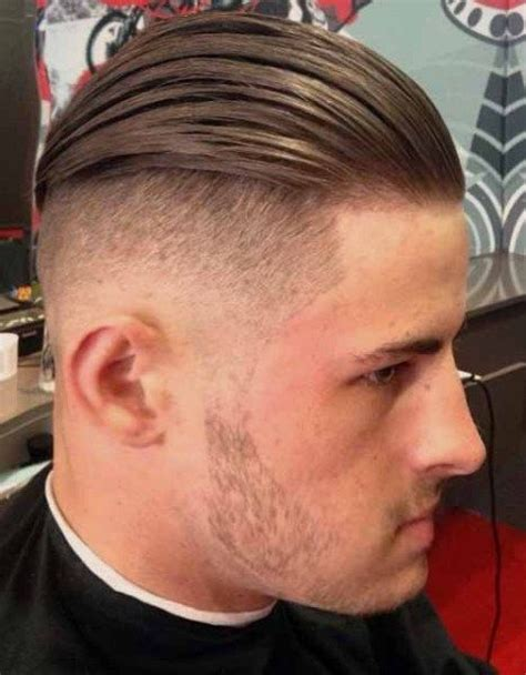 Search results for the military side swept hairstyle with taper haircut black hairstyle and