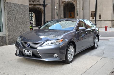 lexus dealers chicago 2014 lexus es 300h stock m389a for sale near chicago il
