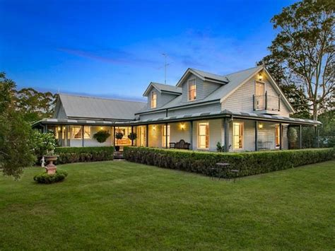country style house plans australia country home with dormers and wrap around verndah with bullnose verandah roofing well