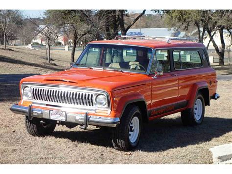 jeep chief for sale 1978 jeep chief for sale classiccars com cc
