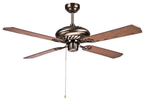 Wood Ceiling Fans With Lights Hton Bay Wood Ceiling Fan Light 52 Quot For Living Room Modern Ceiling Fans