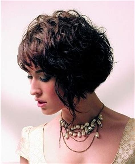 how to curl an inverted bob haircut curly bangs with the inverted bob haircut colour