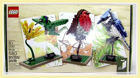 Diskon Lego 21301 Birds 1 review 21301 birds special lego themes eurobricks forums