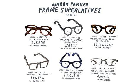 Warby Parker Gift Card - 187 warby parker frame superlatives part 2warby parker