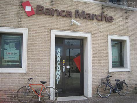 banca delle marche senigallia il presidente luca ceriscioli sulla situazione di banca