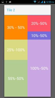 layout heightpercent android complex layout design advise stack overflow
