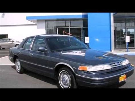 solved i a 1996 crown for sale 1997 ford crown sedan www southeastca