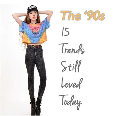 1990s Fashion Trends on Pinterest