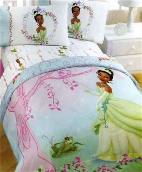 princess tiana bedroom set disney princess tiana and the frog comforter w tote girl s