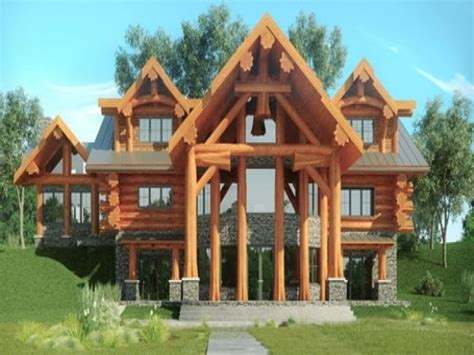 inspiring log home floor plans canada log cabins and log