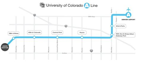 When Does The Light Rail Line To Dia Start Running