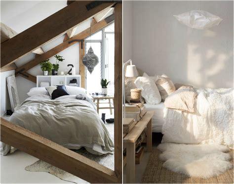 chambre fourrure deco chambre cocooning textures accueil design et mobilier