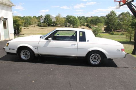 1987 buick regal limited for sale buick regal coupe 1987 white for sale 1g4gm1177hp450893