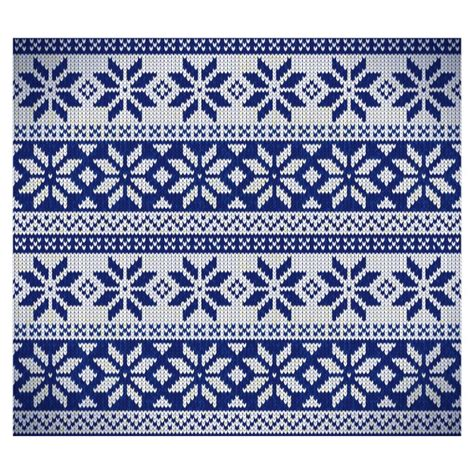 fabric js svg pattern blue nordic fabric pattern vector free download