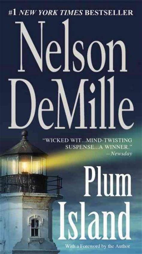 nelson demille plum island books worth reading pinterest