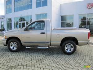light almond pearl 2004 dodge ram 1500 st regular cab