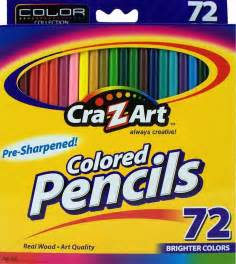 cra z colored pencils 72 count only 5 37