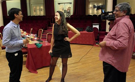 Isle of Man winner: Harikrishna in interview   ChessBase