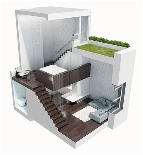 modern tiny house designs modern spacious tiny house design manhattan micro loft tiny house pins