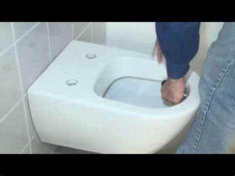 bevestiging hangend toilet montage villeroy boch subway 2 0 youtube
