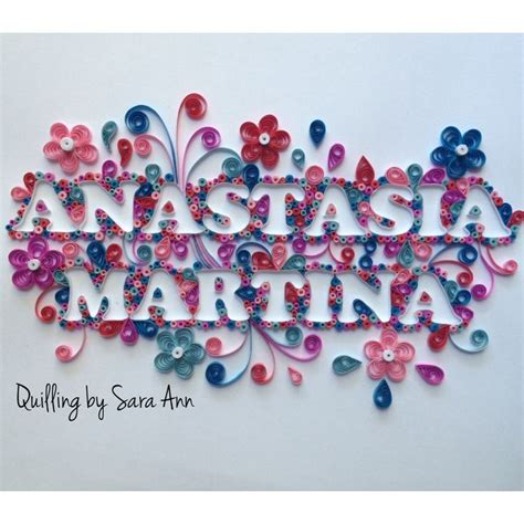 paper quilling names tutorial 17 best images about quilling designs tutorials on