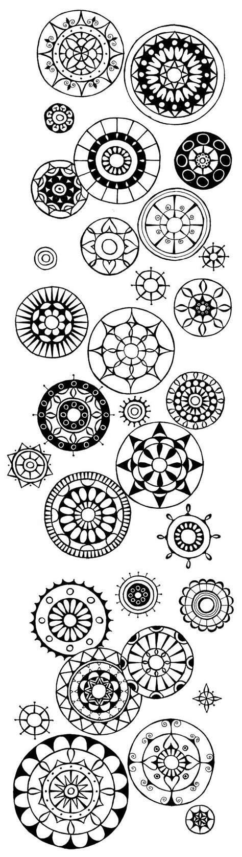 free doodle pattern printables 17 best images about coloring pages on pinterest