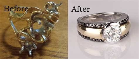 real jeweler vs a jewelry counter clerk for your