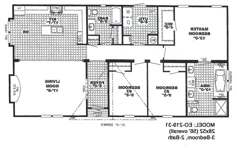 4 bedroom double wide mobile home floor plans bedroom bath mobile home also double ideas including 4