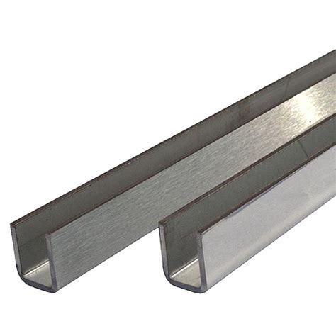 Harga Aluminium U Channel kanal u u channel stainless steel 316 tb jaya maju