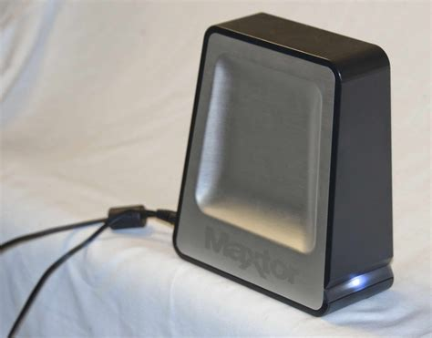 Harddisk Maxtor maxtor 1tb usb external drive with led light