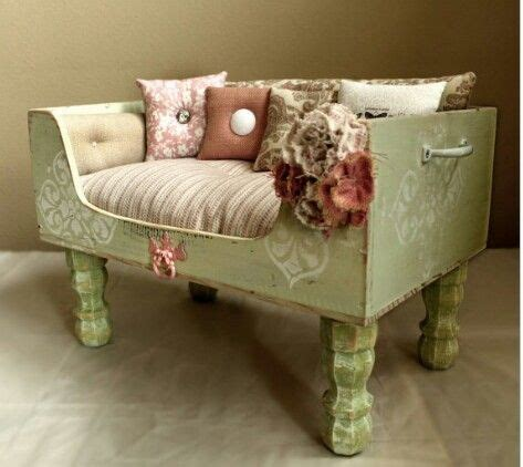 old sofa ideas 9 fabulous pet bed ideas from old furniture diy cozy cottage