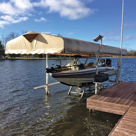 boat dock lift parts hydraulic boat lifts battery powered boat lifts r j