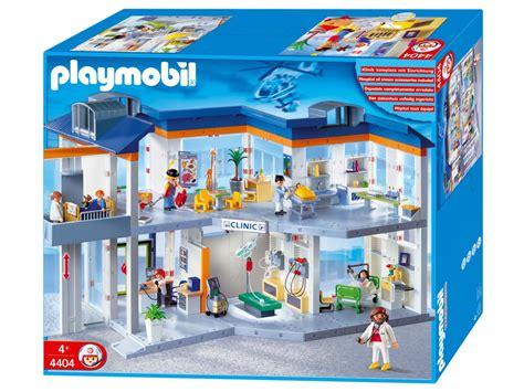 playmobil grand h 244 pital