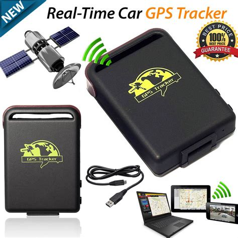 Gps Tracker In Auto by Mini Spy Vehicle Gsm Gprs Gps Car Tracker Vehicle Tracking