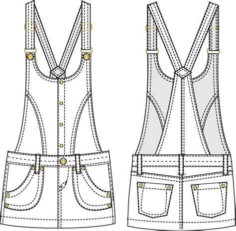 fashion illustration flat drawing 129 best images about technical fashion sketch on
