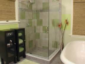 Shower Ideas For Small Bathrooms by Trend Homes Small Bathroom Shower Design