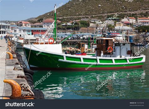cape craft boats south africa fishing boats moored kalk bay on stock photo 72373078