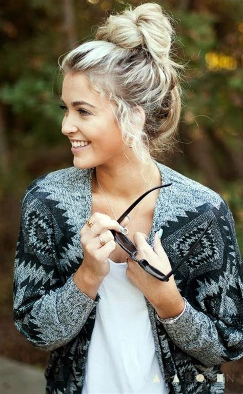 17 best ideas about casual hairstyles on easy casual hairstyles hair and