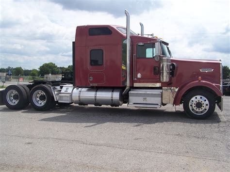 truck paper kenworth truckpaper com 2007 kenworth w900l for sale