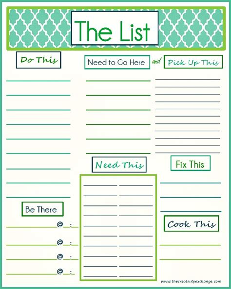 free editable printable to do list free printable quot to do quot list free printable
