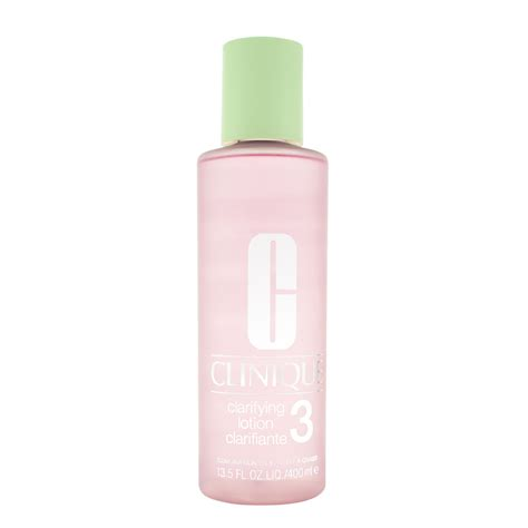 Clinique Clarifying Lotion 3 clinique clarifying lotion clarifiante 3 400 ml